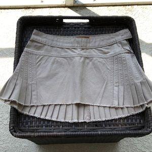 Blue Asphalt Skirt